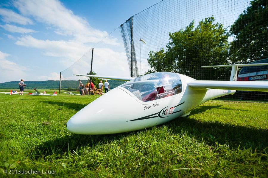 Pilotentreffen 2013 in Kitzingen
